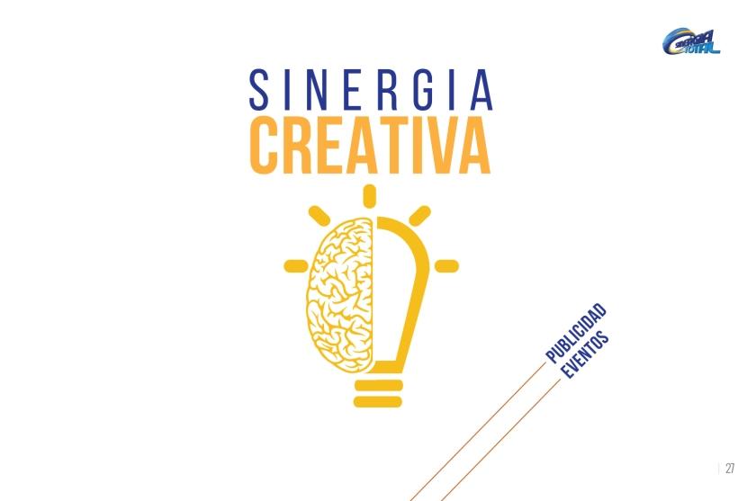 Sinergia creativa 2 Francisco Neri Bonilla Jorge Neri Bonilla