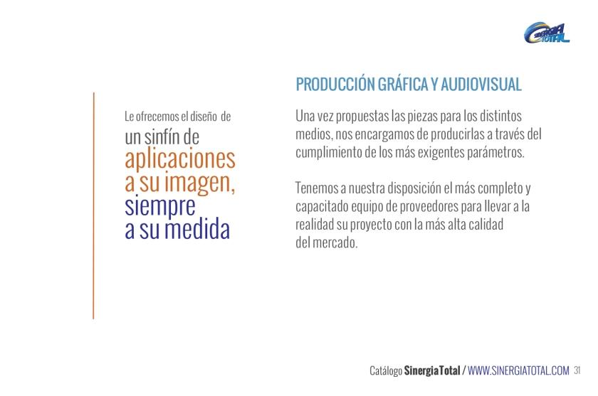 Sinergia creativa Servicios 3 Francisco Neri Bonilla Jorge Neri Bonilla