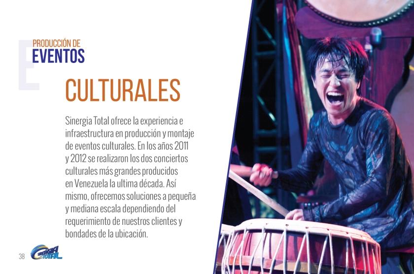 Sinergia Total Eventos Culturales 2 Francisco Neri Bonilla Jorge Neri Bonilla