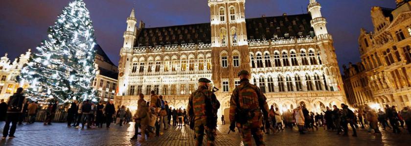 Bruselas anula todas las festividades de Nochevieja por temor a un atentado - Francisco Neri Bonilla