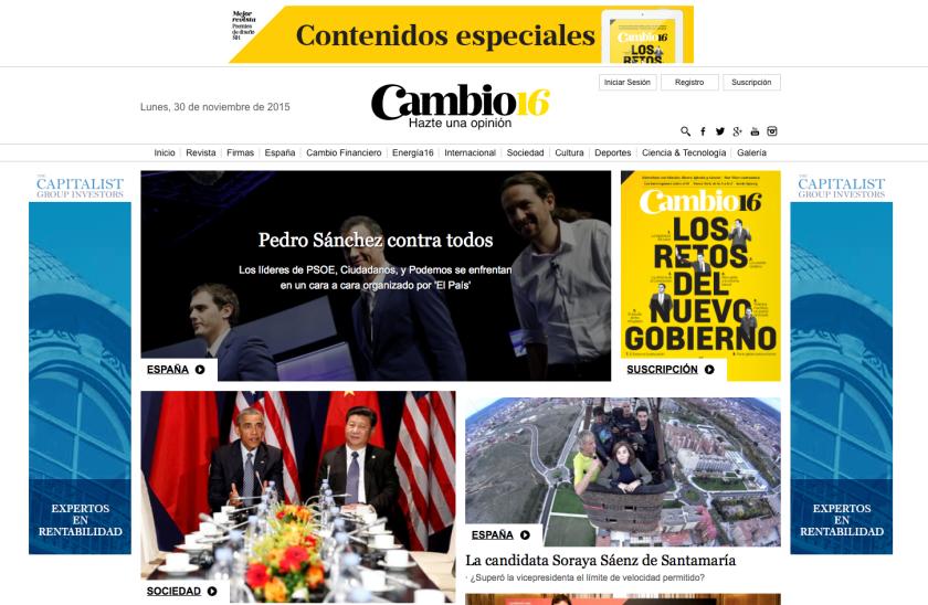 Cambio16.com Francisco Neri Bonilla - Jorge Neri Bonilla