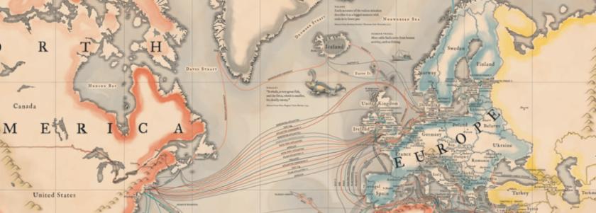 cables submarinos - Francisco Neri Bonilla