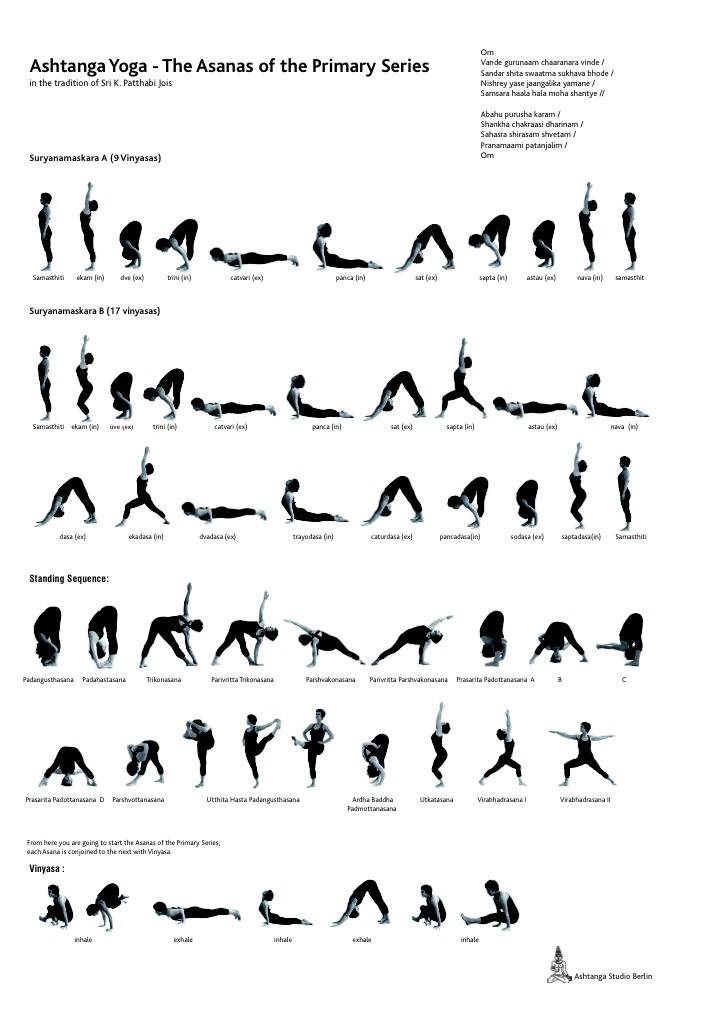 Gets Used To Everyday Yoga Practice The Following Series Do Not Bring Anything That Is Relatively New Only A Couple Of Postures Integrate Into